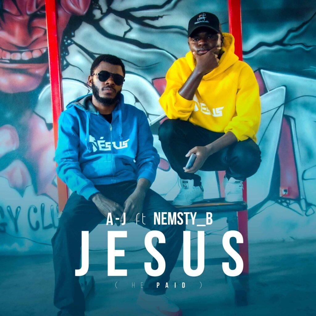 COVER---JESUS---A-J-ft-NEMSTY_B.1